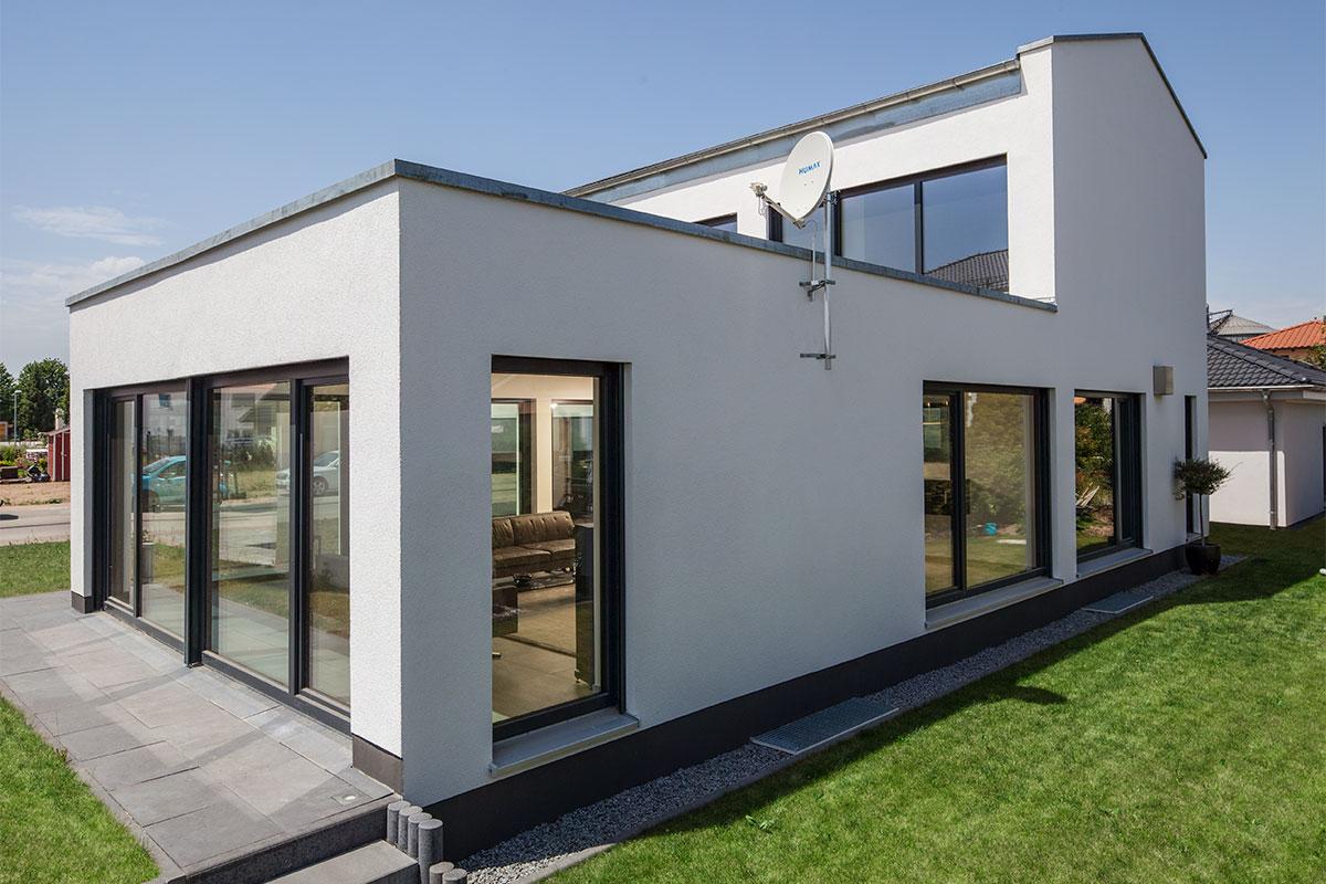 Haus Augstein - Reinhard Bauunternehmen