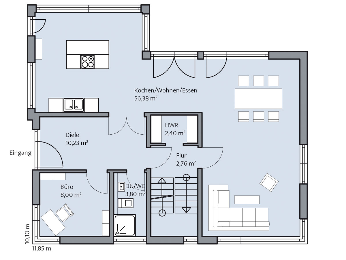 haus klose. Black Bedroom Furniture Sets. Home Design Ideas